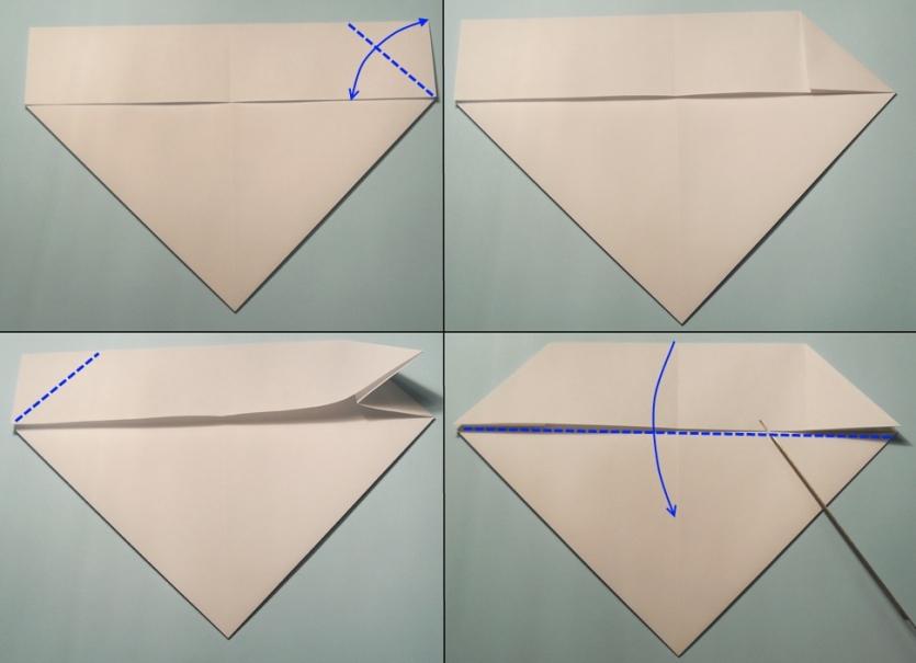 Как сделать f15 из бумаги